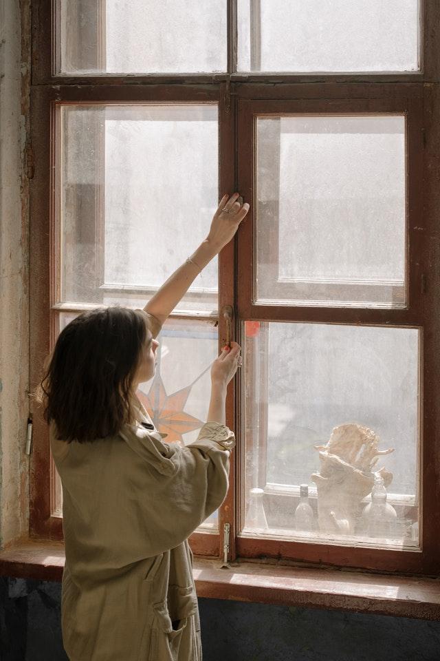 raam- en deur horren